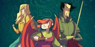 Nimona Movie Poster