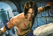 Prince of Persia: The Sands of Time Remake game poster