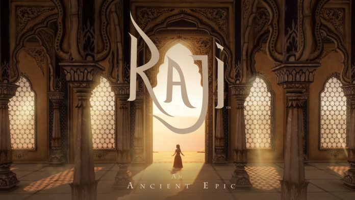 Raji: An Ancient Epic game poster