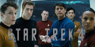 Star Trek 4 TV Show Poster