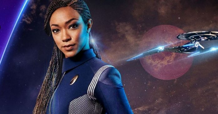Star Trek Discovery Season 3 Movie Poster