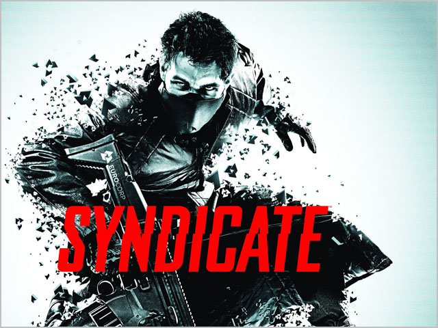 Syndicate game poster