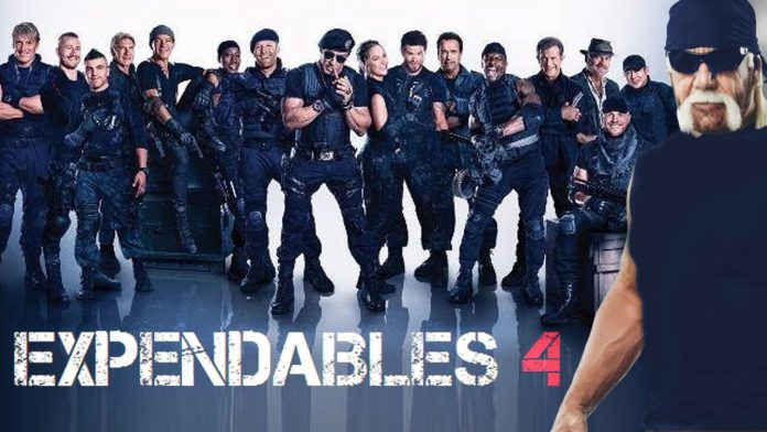 The Expendables 4 Movie Poster