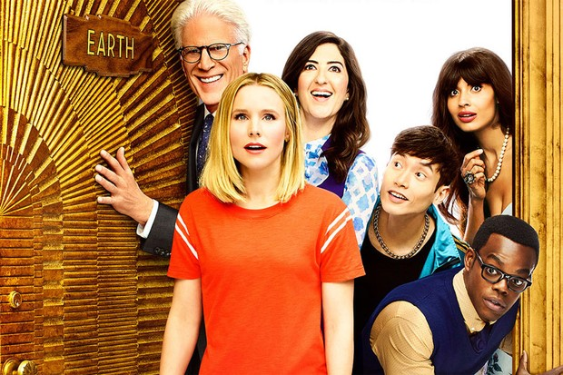 The Good Place TV Show Poster