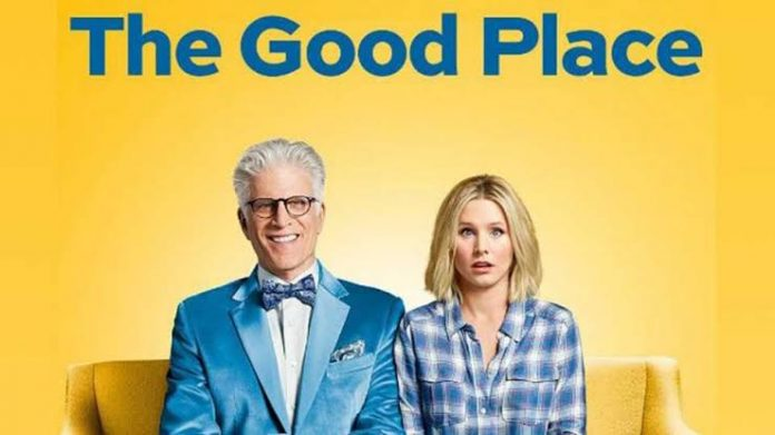 The Good Place Season 5 TV Show cast Poster