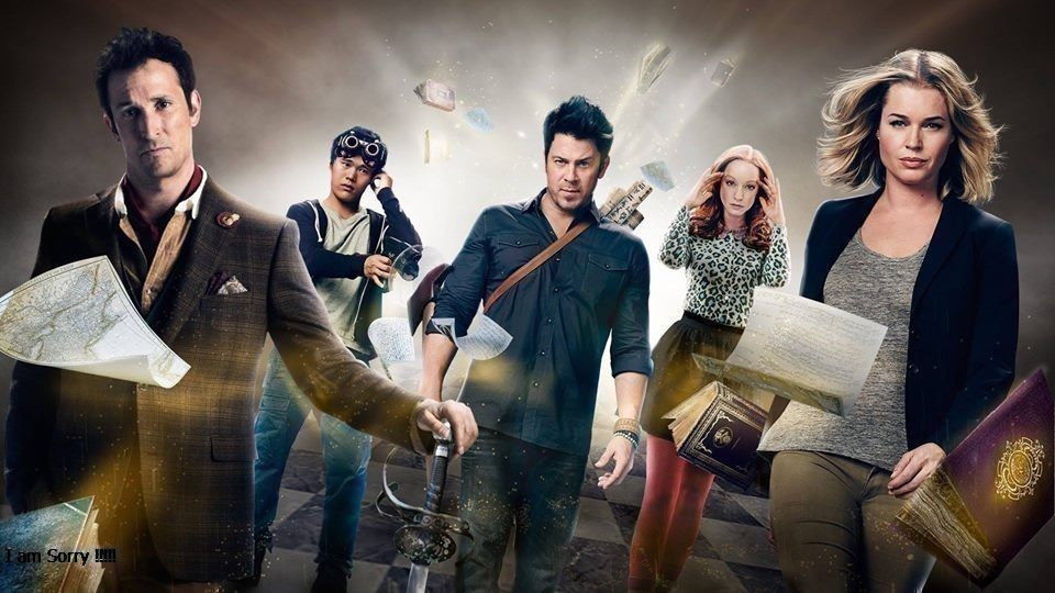 The Librarians TV Show Poster