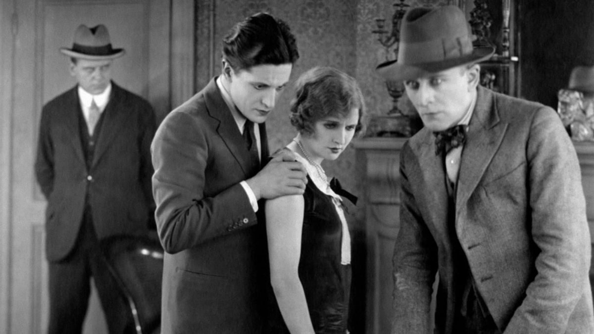 The Lodger A Story of the London Fog Movie Scene