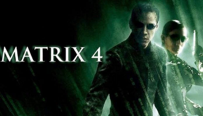 The Matrix 4 Movie Poster