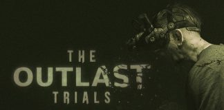 The Outlast Trials Game Poster