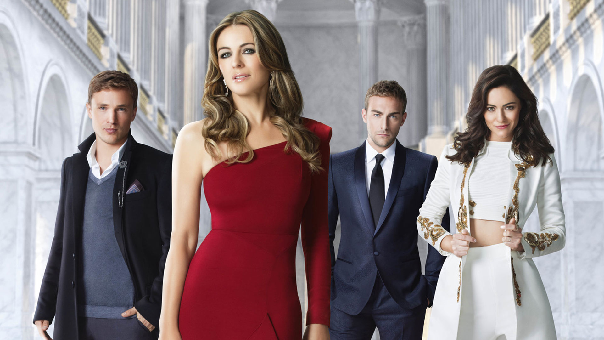 The Royals TV Show Poster