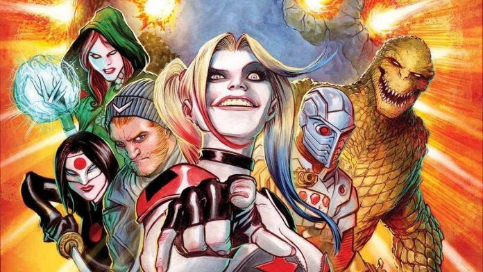 The Suicide Squad 2 movie poster