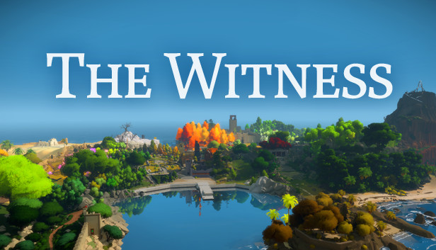 The Witnessailegame poster