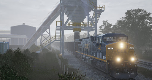 Train Sim World game poster