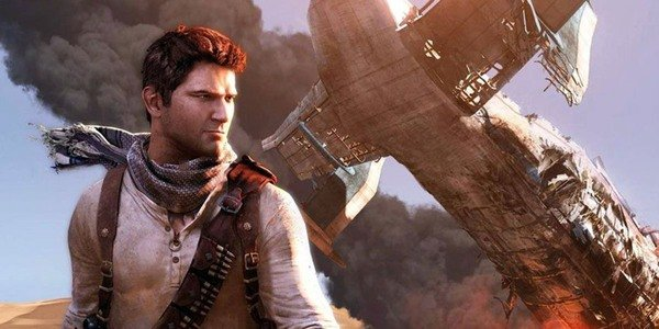 Uncharted game poster