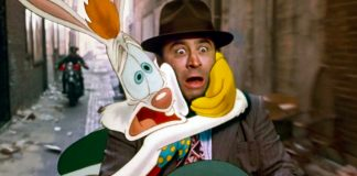 Who Framed Roger Rabbit 2 Movie scene