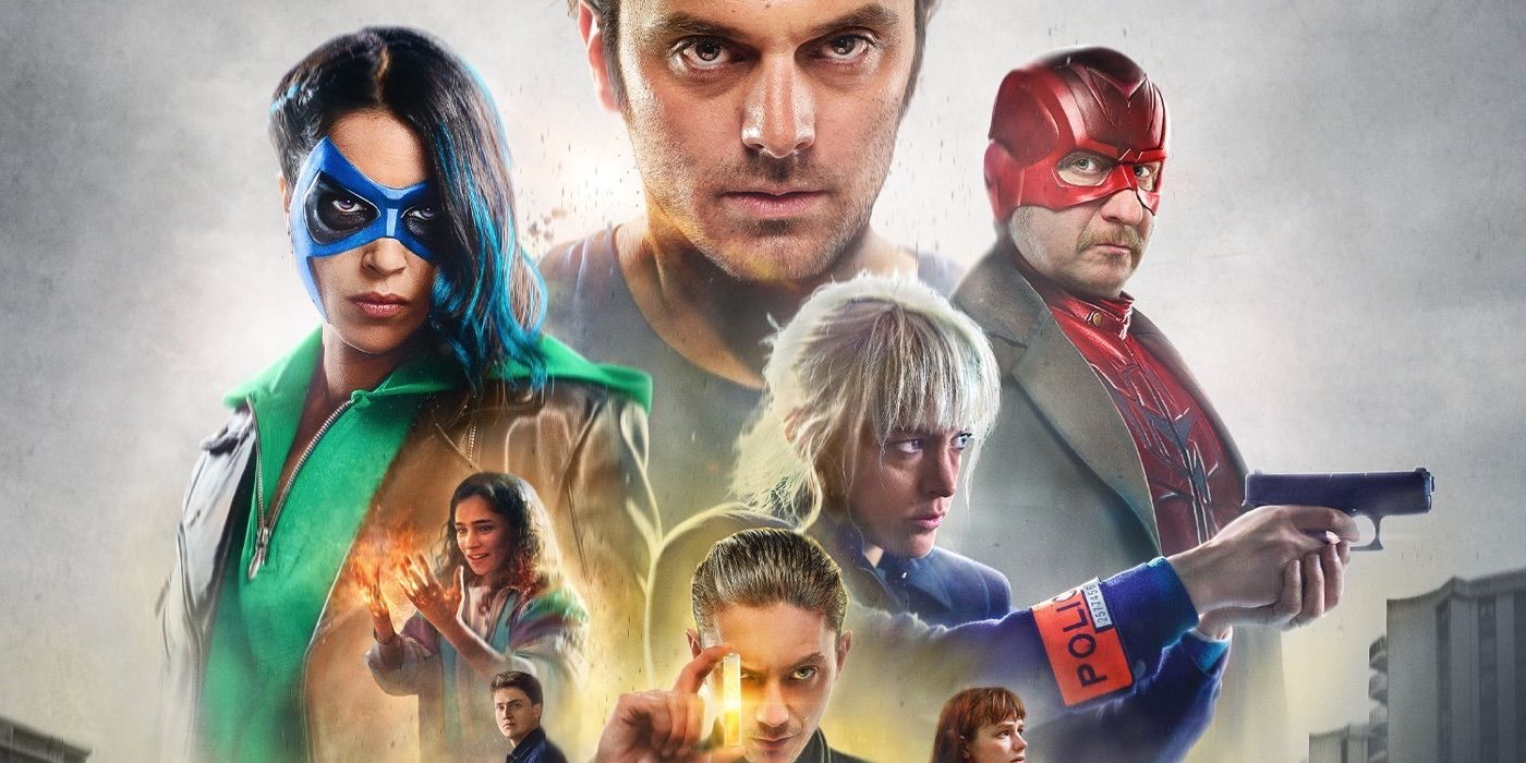 Netflix How I Became A Superhero Release date and trailer