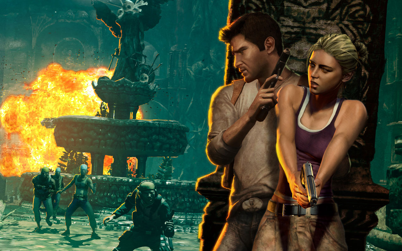 Uncharted' What We Know So Far