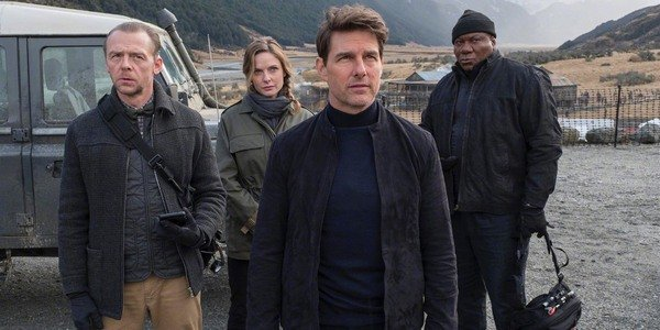 Ethan Hunt Returns for Mission Impossible 7