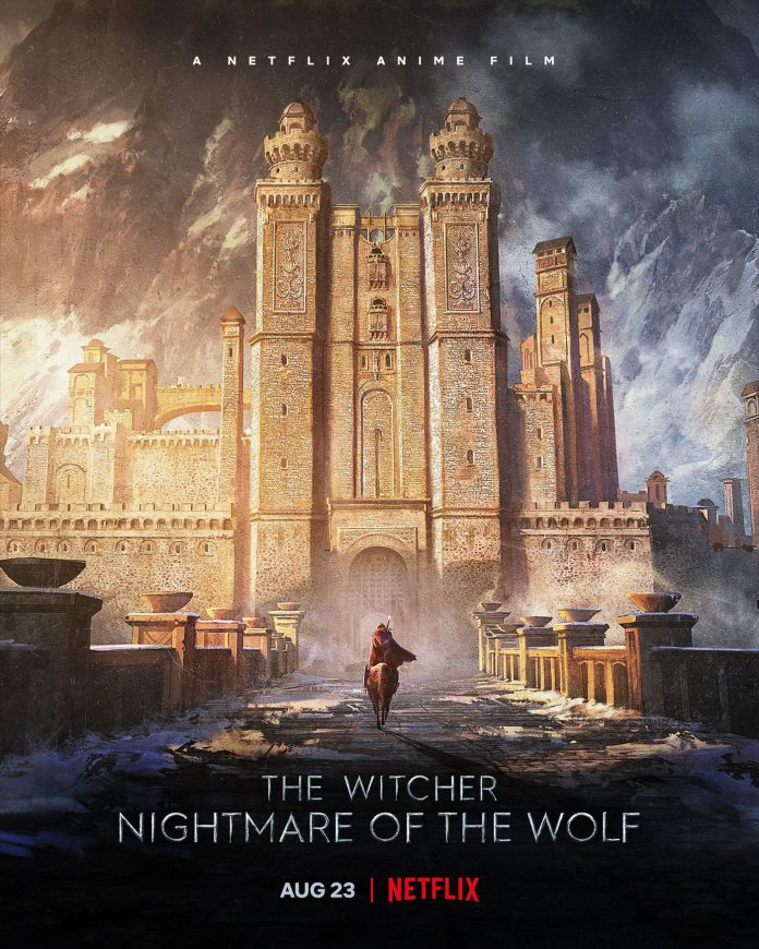 The Witcher: Nightmare of the Wolf,