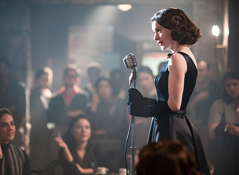 The Marvelous Mrs. Maisel release date