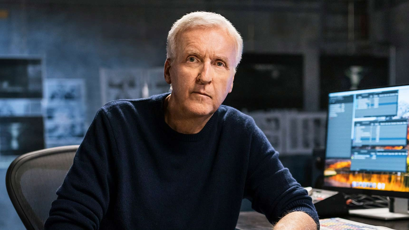 James Cameron Comes Back with the Blockbuster Sequel Avatar 2