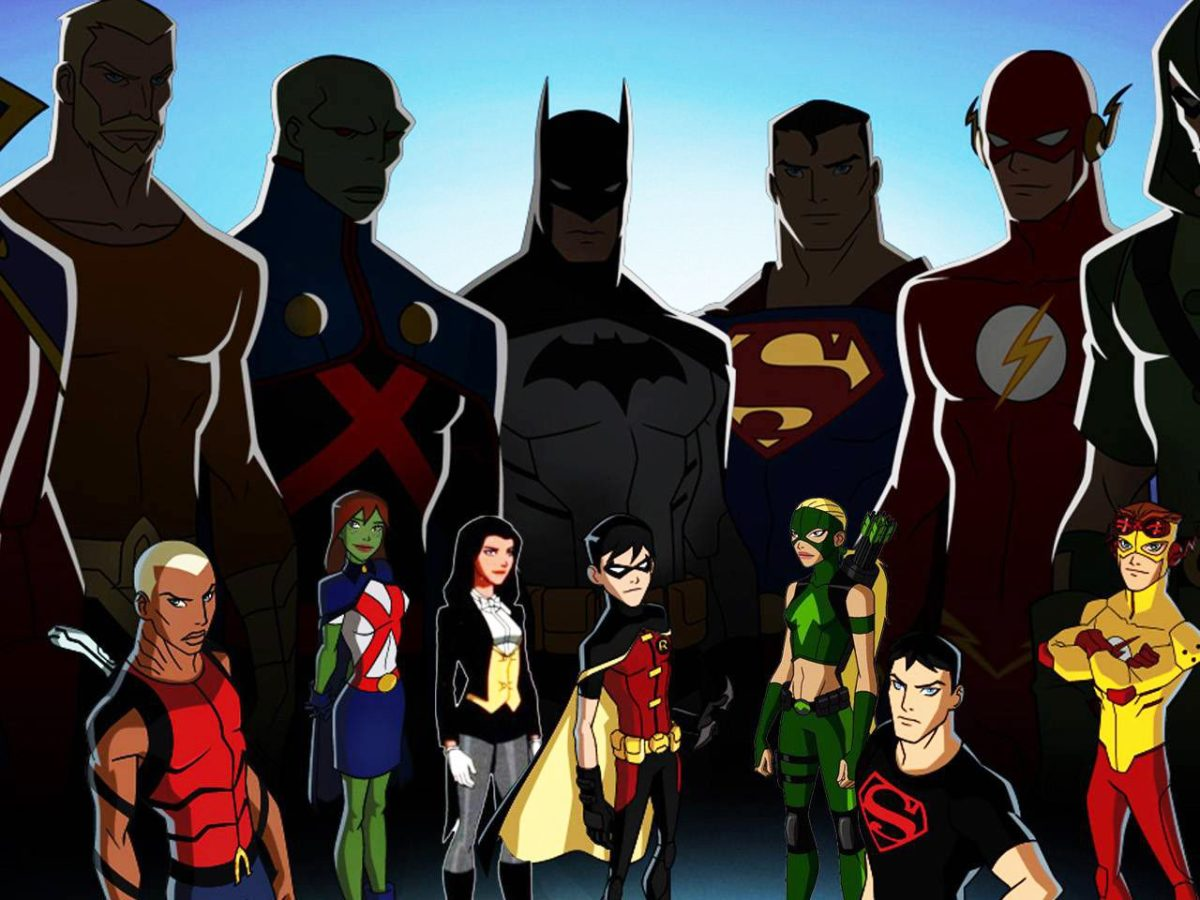 Young Justice Season 4 - release date, cast
