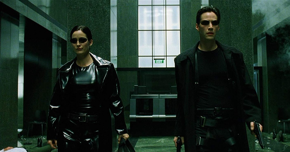 After 18 years, Neo & Trinity Return for Matrix 4