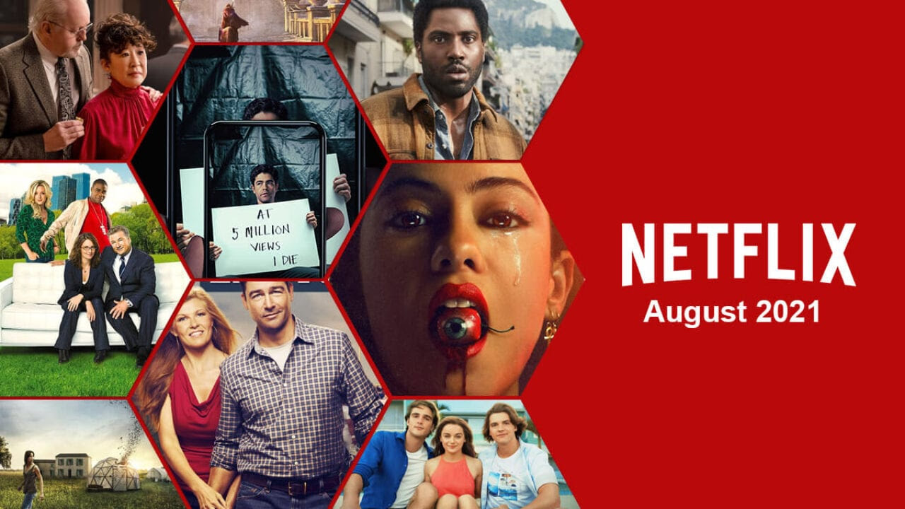 Top 12 Dramas Hitting on Netflix in August 2021