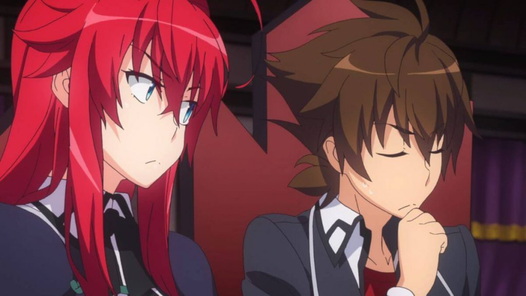 What We Know About High School DxD Season 5