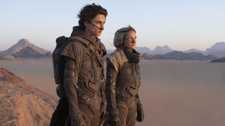 The Future of Sci-fi: Is Dune 2 Happening Already?