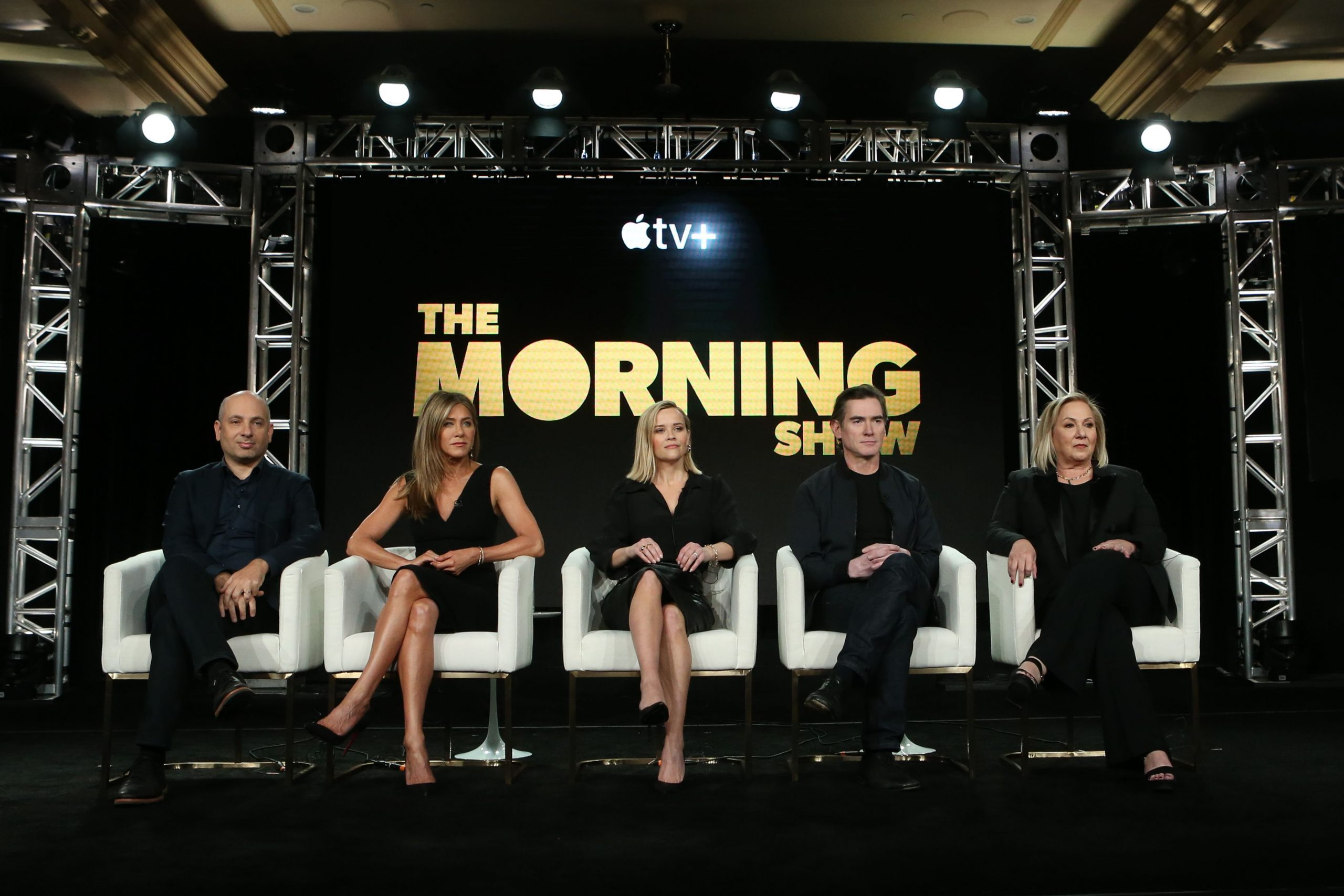 Where you Can Catch on 'The Morning Show Season 2'