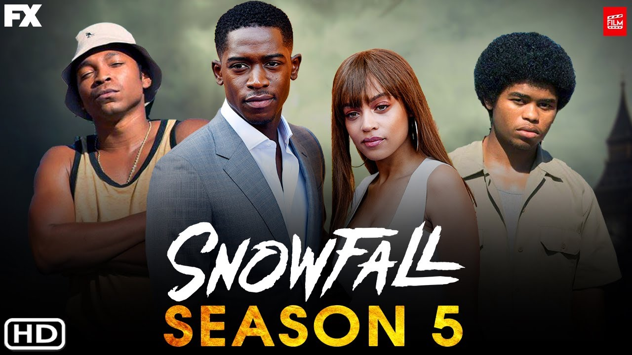 Snowfall Season 5 Highlights of the Series and Other Details